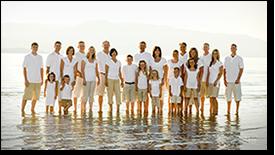 Logan, Utah family