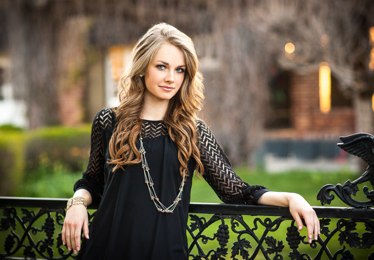 Maddie – Logan High Senior